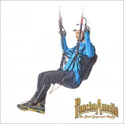 skywalk Breeze Pure (seat shell, accelerator and carabiner)