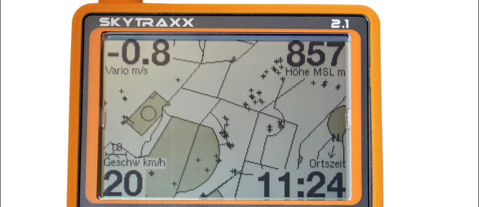 Skytraxx vario 2.1